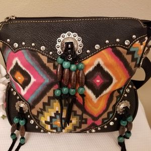 Montana West Concealed Carry purse NWOT Crossbody